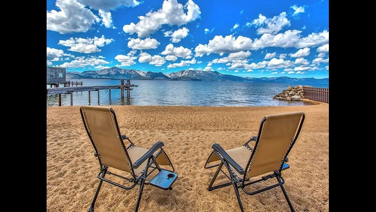 Lake Tahoe straddles California and Nevada. It is a destination naturally built for winter wonders and summer fun. The real estate market is booming.