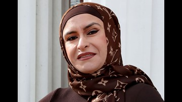 Ayat Abu speaks about what it is like to have Muslim women voted into Congress