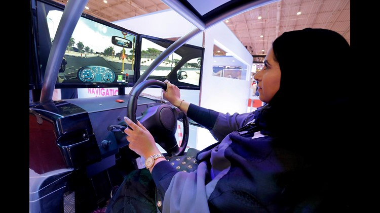 Just one month before earning the right to drive in one of the most conservative countries in the world, 17 activists were detained for their vocal support of gender equality in Saudi Arabia.