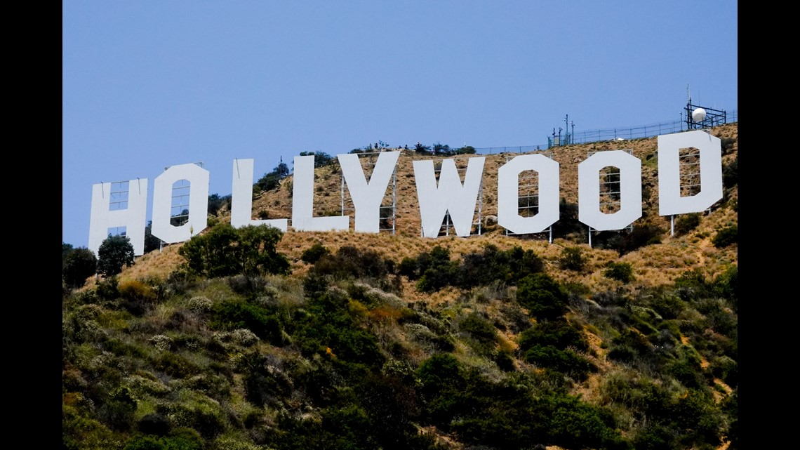 How To Get An Up Close Look At The Hollywood Sign Khou Com