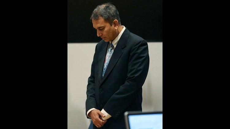 Shafeeq Sheikh Houston ex-doctor rape sentencing
