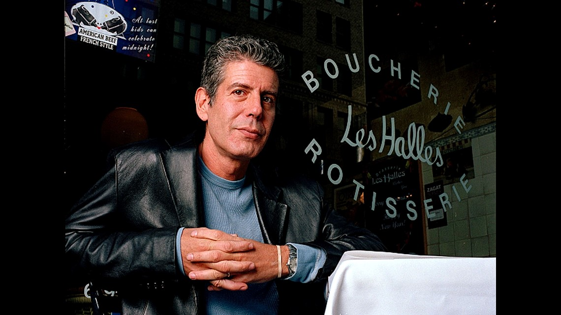 Anthony Bourdain, Kate Spade's death ignites concern about rising suicide  rate