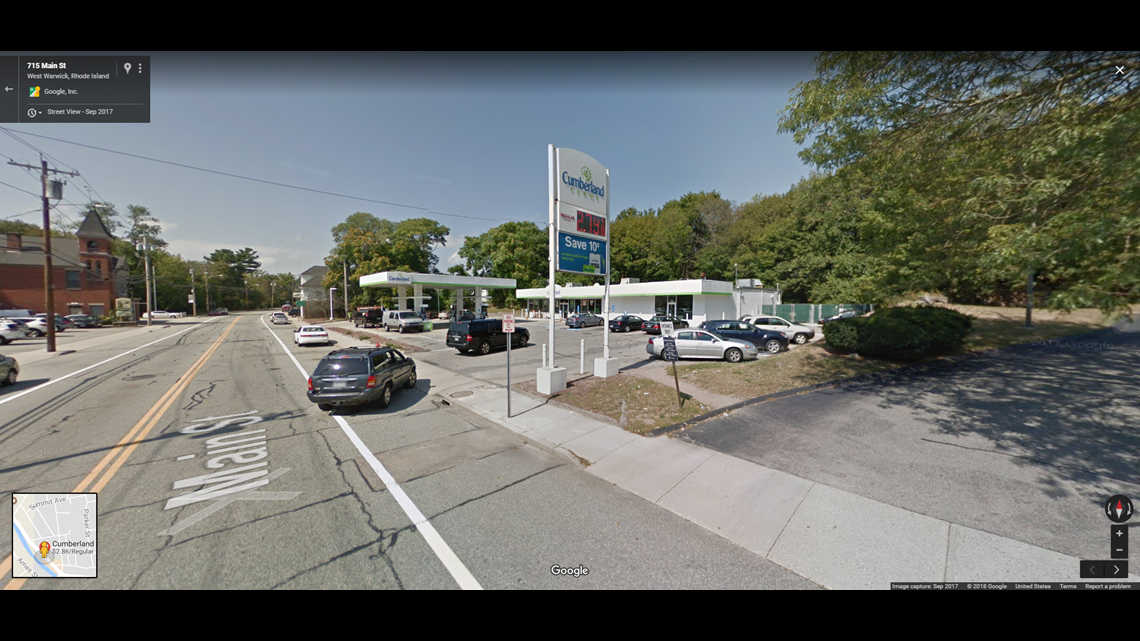 Rhode Island Gas Prices