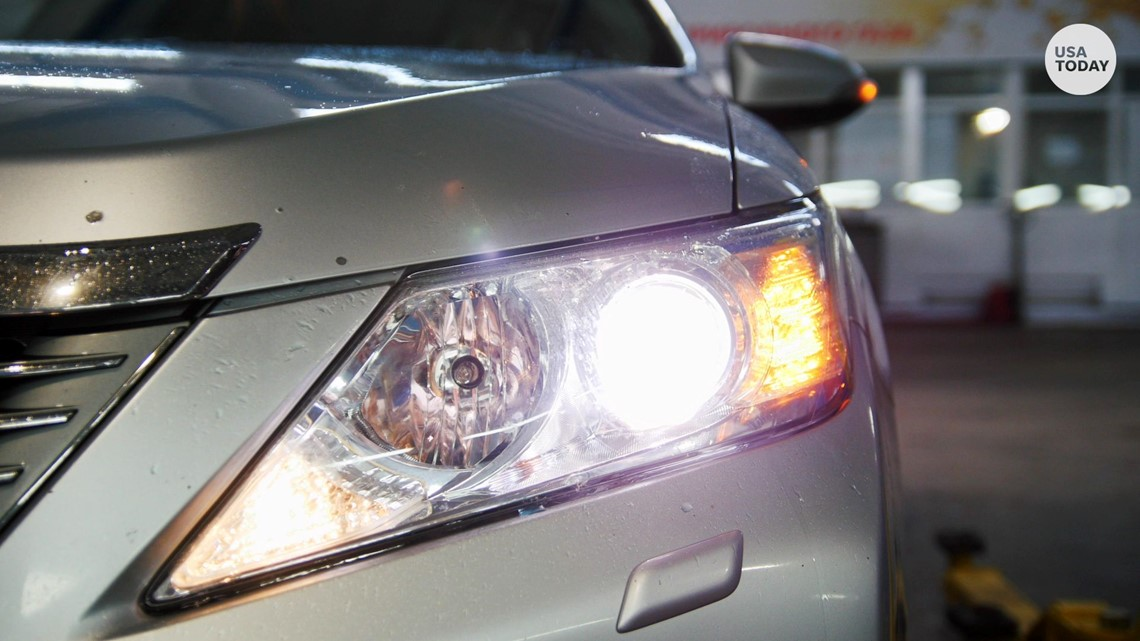 Your car's headlights could put you at risk