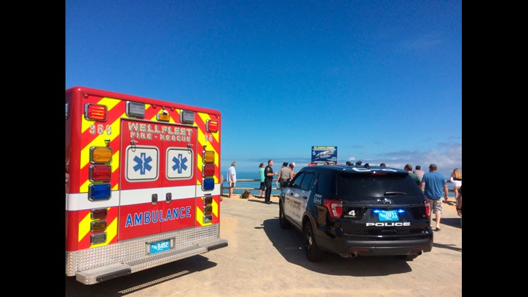 Man killed by shark in Massachusetts' first fatal attack for 80 years