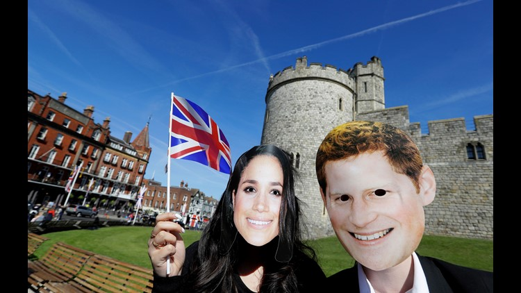 AP BRITAIN ROYAL WEDDING I GBR