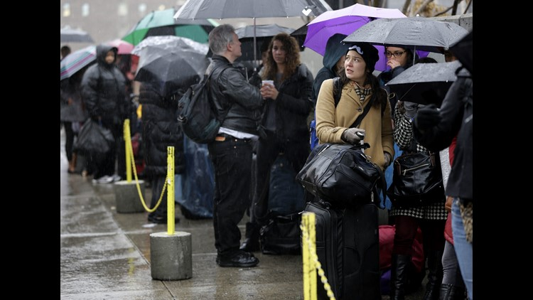 Cold turkey in the East, soggy in California: How weather will impact your Thanksgiving