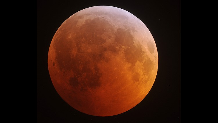 blood moon today in texas - photo #46
