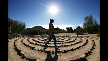 Labyrinths can help you stay centered in a stressful world