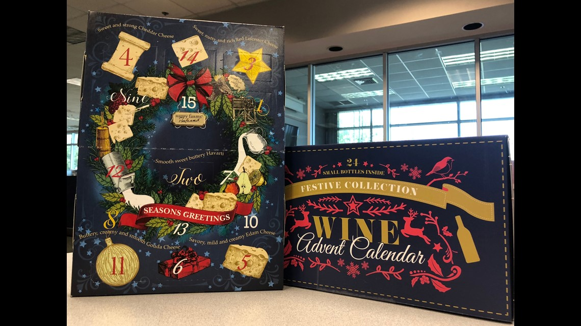 Aldi Wine Advent Calendar Sells Out In Stores But Pops Up On Ebay For A Hefty Price Khou Com