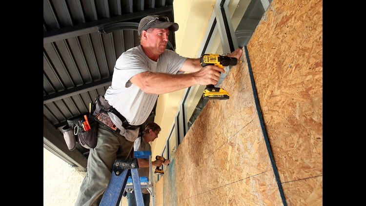 Ap Hurricane Florence Preparations A Usa Nc
