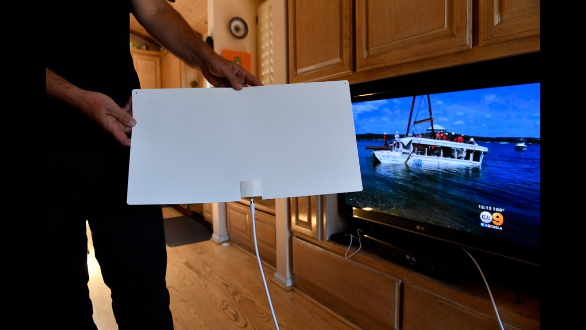 Cord Cutting Test Drive We Tried Mohu Antenna For Free Tv