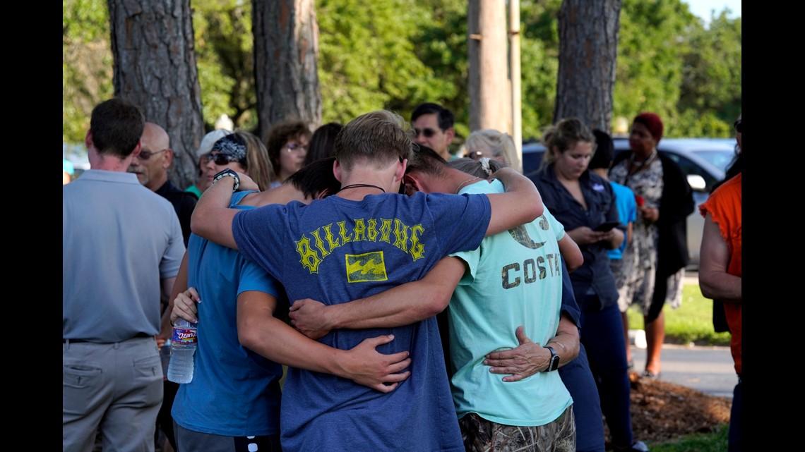 Pasadena Tx Weather Radar >> khou.com | School resource officer John Barnes, others: Heroes emerge in Texas school shooting