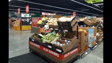 New Aldi location now open in Independence Heights