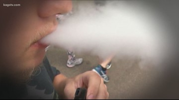 'An out-of-control train' | School leaders worry vaping will wreck student performance