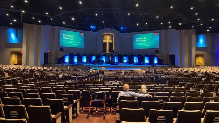 Central Church in College Station to hold prayer vigil for Bryan mass shooting victims