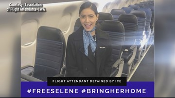 College Station flight attendant released from ICE detention facility