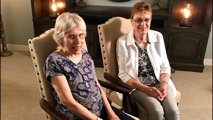 At 72, two women learn they were switched at birth