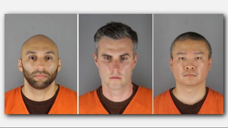 Trial for three Minneapolis officers charged in George Floyd's death delayed until 2022