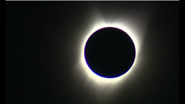Telescope-maker releases video of total solar eclipse from coast to coast