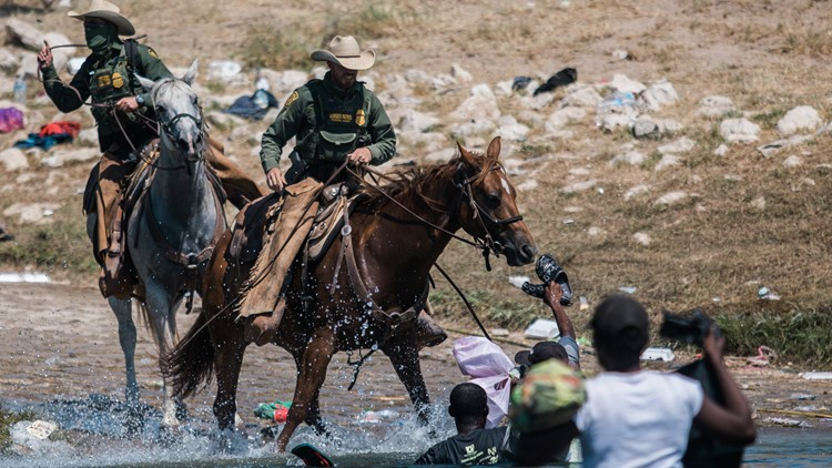 DHS to stop the use of Border Patrol units on horseback in Del Rio