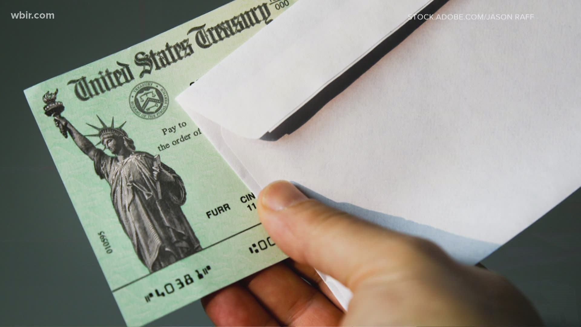 Third stimulus check update: How to track $1,400 payment status - khou.com