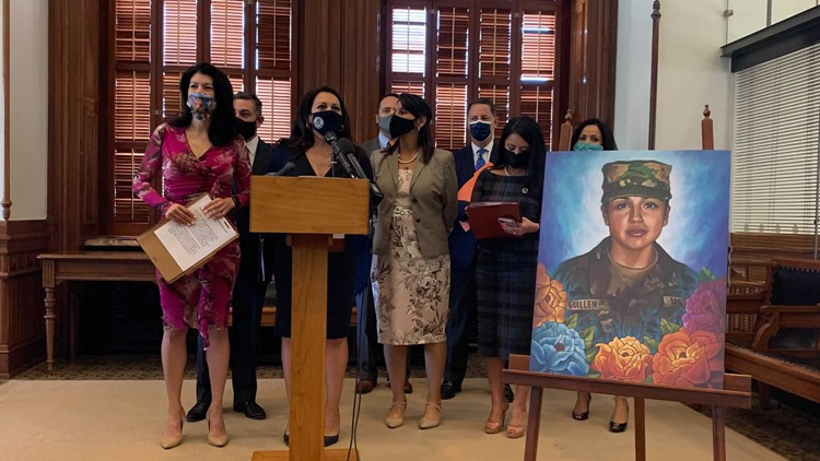 Legislation filed honoring Vanessa Guillen: 'Her story will leave a legacy'