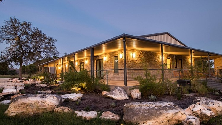 Luxury Texas barns?! They exist. And they're called Barndominiums.