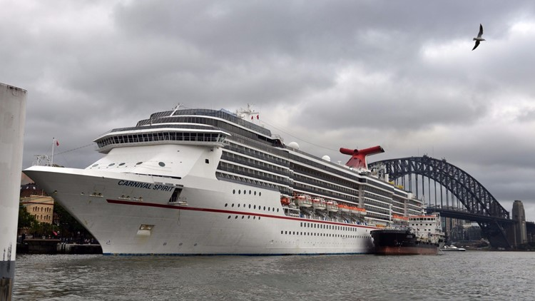 Where Do Carnival Cruise Ships Dock In New Orleans - About ...
