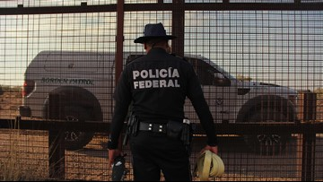 U.S. law enforcement to train Mexican counterparts at the Texas border