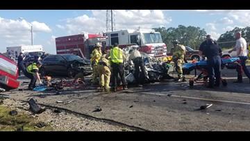'God put his hand on my car': Double-fatality crash survivor talks about deadly accident