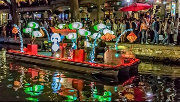 Lovely lanterns to light up River Walk in San Antonio for Chinese New Year