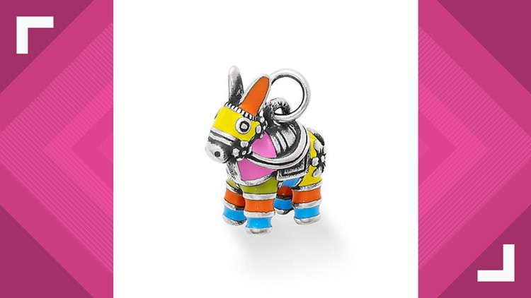 James Avery releases piñata charm ahead of Fiesta