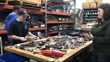 Deal alert! This store sells items confiscated at Texas airports