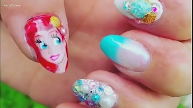 Tech Meets Beauty In The 3d Nail Trend Thats Taking Off In San