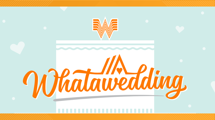 You can get married or renew your vows at Whataburger on Valentine's Day