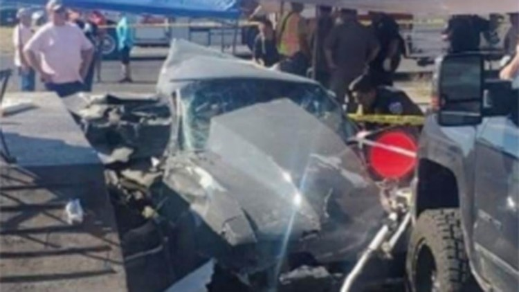 2 dead, 5 injured after car 'lost control' at Kerrville drag race, authorities say