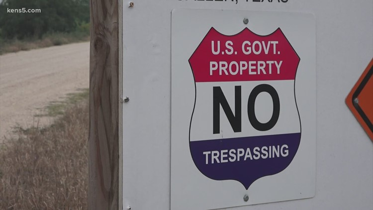 'That's un-American': Texas family fighting to keep land along southern border