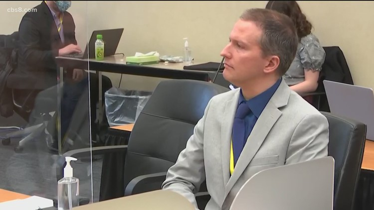 Derek Chauvin trial: Sequestered jury deliberates Chauvin's charges