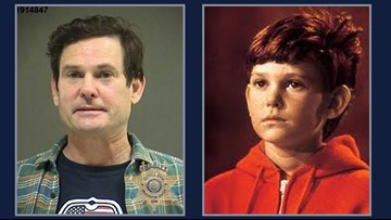Henry Thomas, former child star of 'E.T. the Extra Terrestrial,' arrested for DUII in Oregon