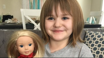 Stories of Thanks: 4-year-old girl overcomes cancer