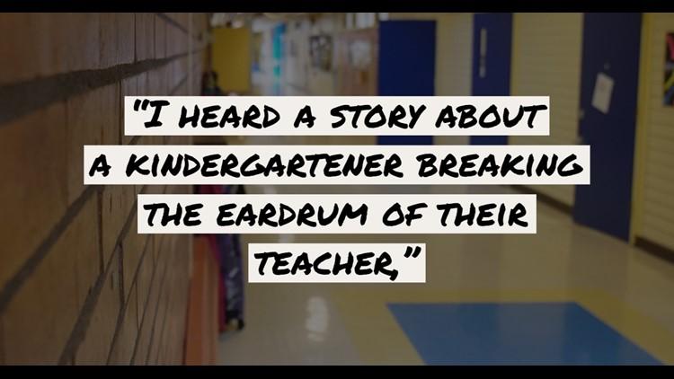 classrooms eardrum