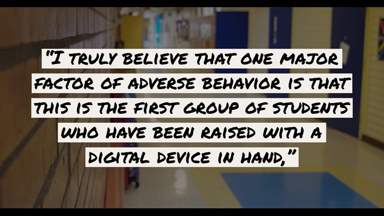 classrooms adverse behavior