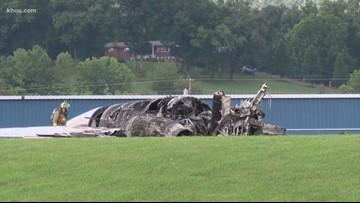 Dale Earnhardt Jr and family survive fiery plane crash