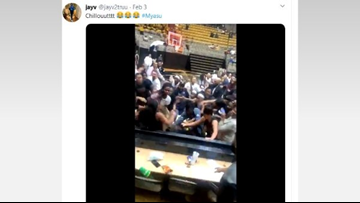 Video: Five TSU women's basketball players suspended after crazy brawl with ASU