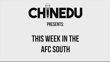 Monday Morning QB: Chinedu breaks down the AFC South