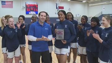 Athlete of the Week: The Village School's Jada Malone