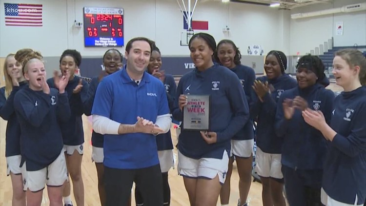 Athlete of the Week: The Village School's Jada Malone