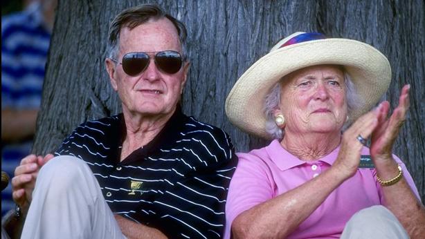 Kennebunkport remembers George and Barbara Bush this Memorial Day
