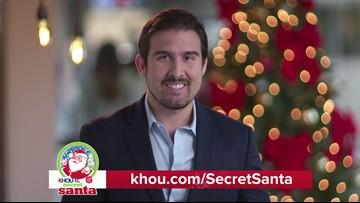 KHOU 11 Secret Santa - Marcelino Benito's favorite toy: The Talkboy